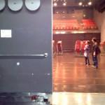 ムーブ町屋-舞台裏から客席